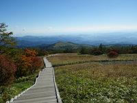 秋 キスゲ平 2015-10-07