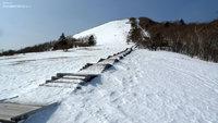 雪の天空回廊 2014/2/14