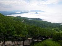 雲海と天空回廊